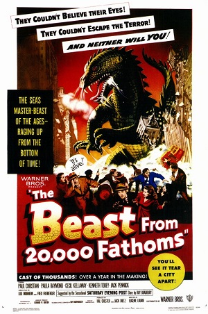 he Beast from 20,000 Fathoms