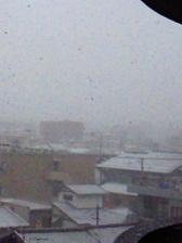 2012雪景色