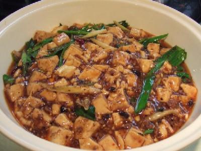 2010_0925塩ベースの本格マーボー豆腐