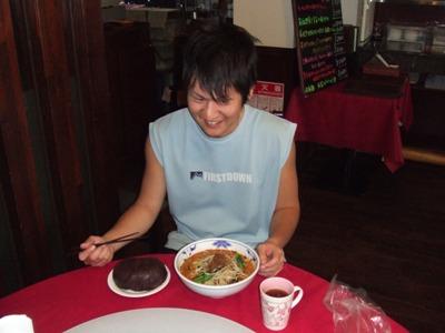 2010_1129小川君とぼた餅