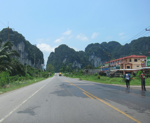 1-the way to Krabi 11