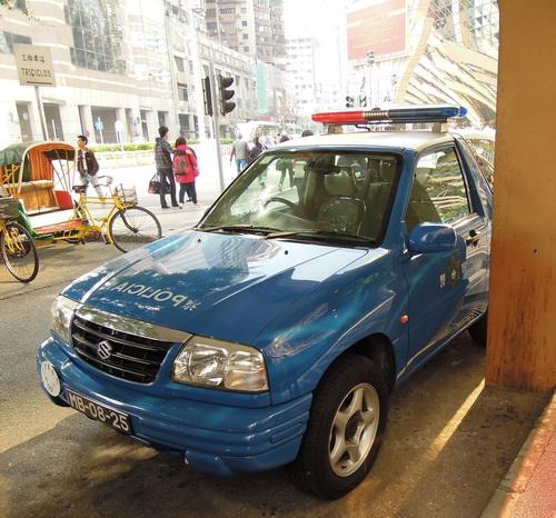 16-Macao  A015
