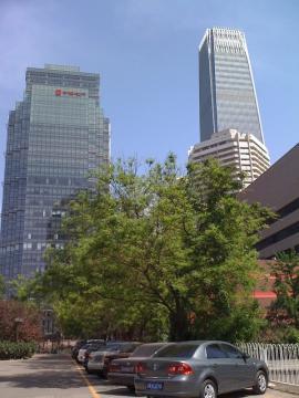 高層ビル1