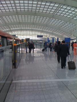 北京国際空港 3号航站楼