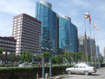 高層ビル2