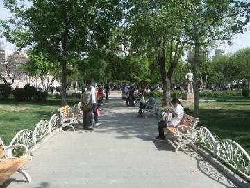 旧フランス公園