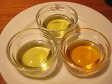 むささび食堂-オリーブ3種