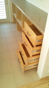 キッチン 棚オープン