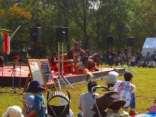 文教祭、上山、みちのく湖畔公園 008