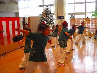 永寿荘クリスマス会 001