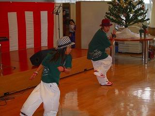 永寿荘クリスマス会 003