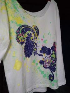 サンプル moritoriTシャツ
