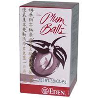 Eden Foods, Ume Plum Balls