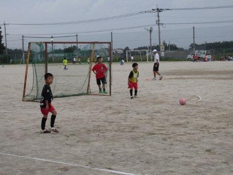 2011_8_22クラッキ練習試合2