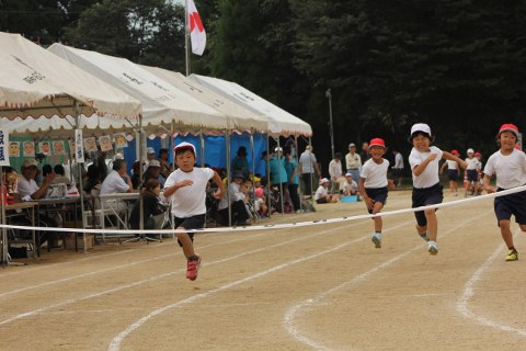 2011_9_10長陽小学校体育祭2