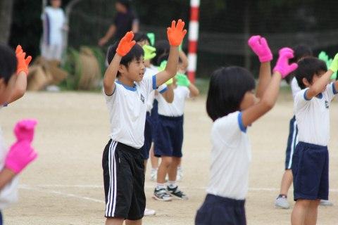 2011_9_10長陽小学校体育祭4