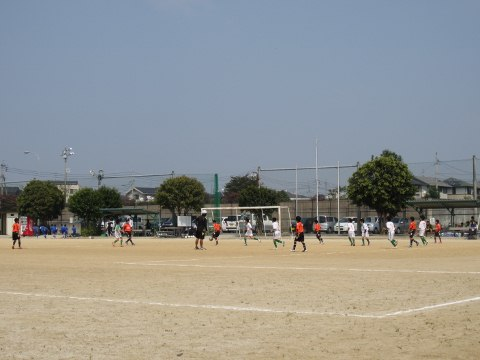 2011_10_8クラッキ練習試合2