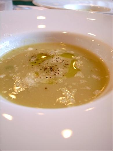 ラ・ティーナ スープ