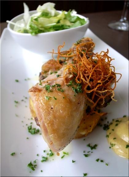 メゾンルージュ 鶏肉