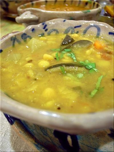 ケララ食堂 サンバル