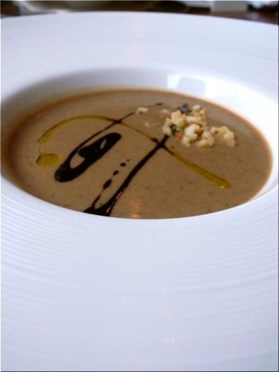 イルパリアッチョ スープ