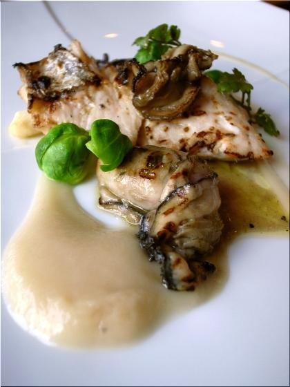 イルパリアッチョ 魚料理