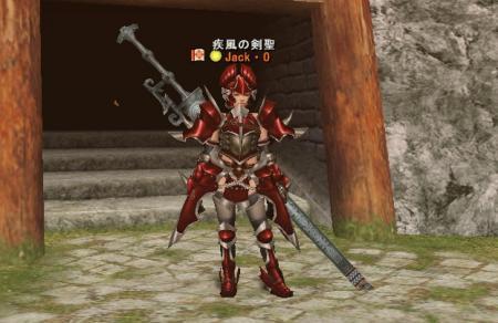 疾風の剣聖2