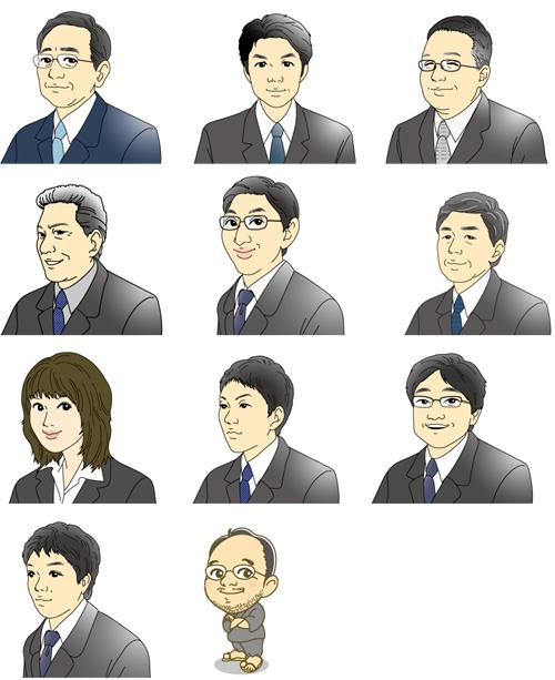 2010.9.30似顔絵