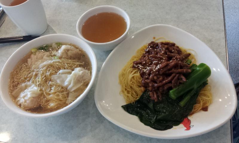 香港 ご飯