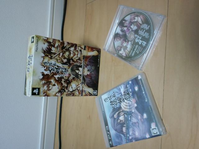 薄桜鬼PS3とPS2新作