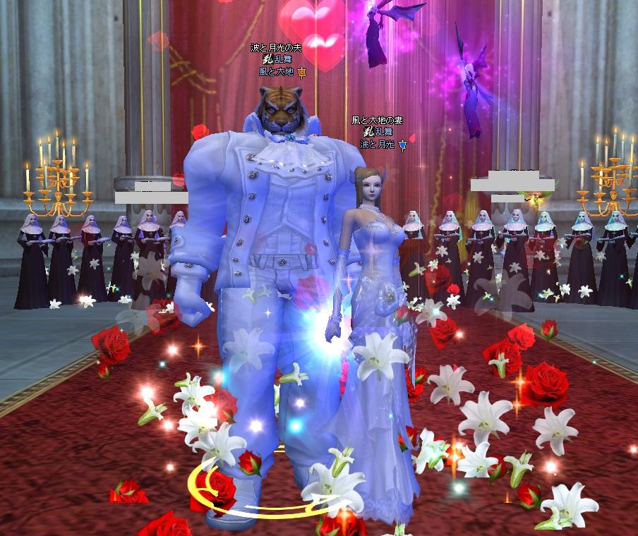 2011.1.30結婚式にて:1