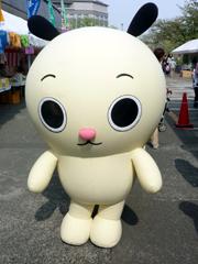 NHKつつじフェアでくまモンとどーもくんのコラボ!