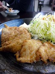 熊本市北部の味民(あたみ)でお得なガッツリ定食!