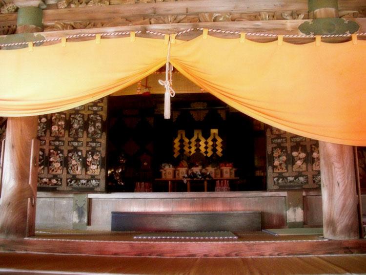 都久夫須麻神社(竹生島神社)15
