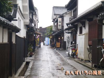 倉敷お散歩