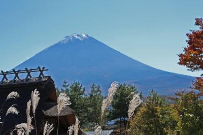 いやしの里 富士山