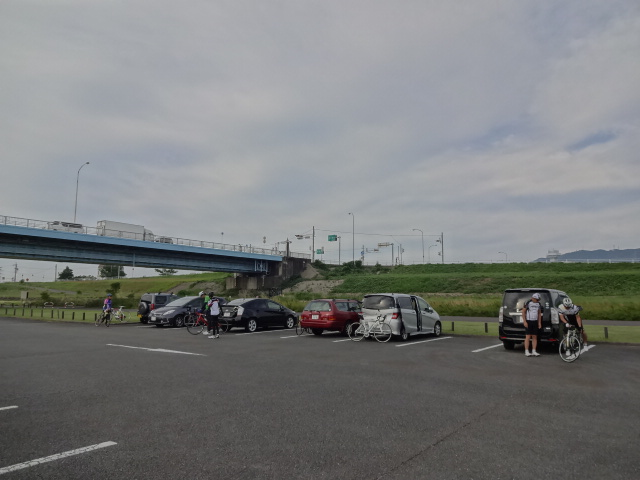 木曽三川公園集合