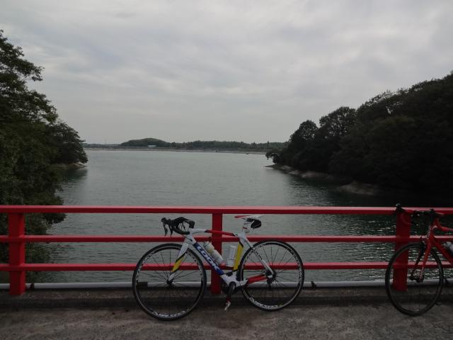 井坂貯水池