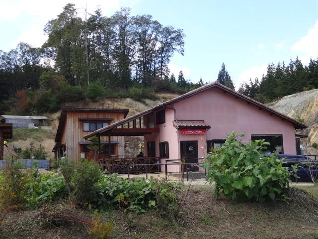 岩村のパン屋