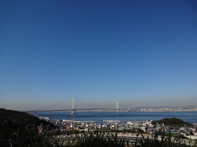 赤石海峡大橋