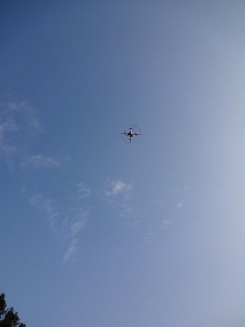 小型ヘリ2