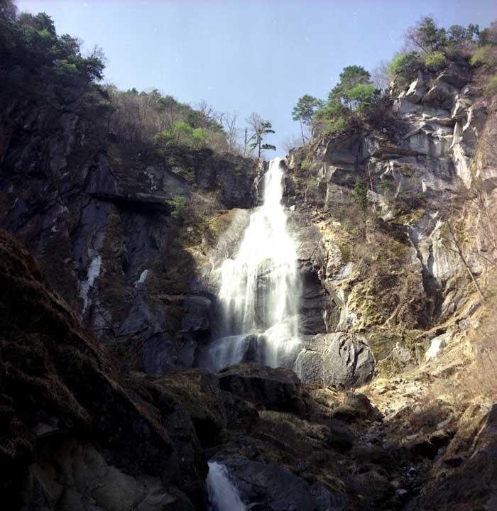 北精進ヶ滝1