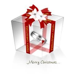 Christmas Gift Red