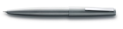 Lamy2000 press release stainless fountain pen CG 1210010021