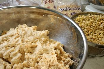味噌作り2012