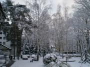 雪まみれレーダーマーク