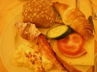 レーダーマーク朝食
