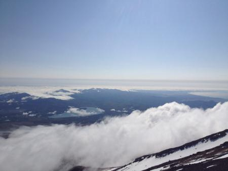 山中湖・駿河湾(2)