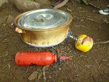 湯を沸かす(2)