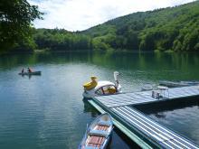 四尾連湖湖畔(2)